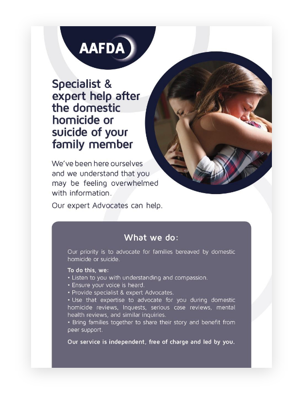 Family Leaflet English
